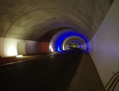 BAB A44, VKE 32, Tunnel Küchen